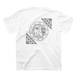 Artical  Link / LION T-shirt T-shirts