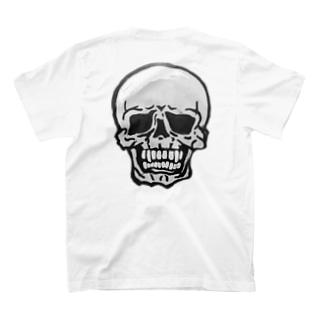 スカル T-shirts
