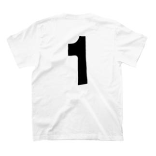 1番 T-shirts