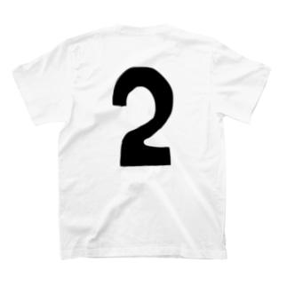 2番 T-shirts