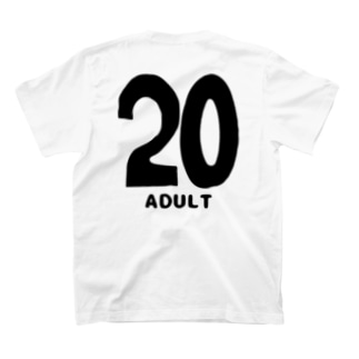 20番 T-shirts