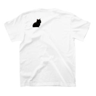 シンプルたぬき T-shirts