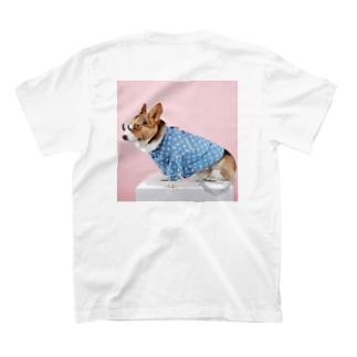 ルイヴィトンのシャツを着たゴーキー T-shirts