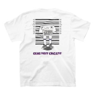 メーワクスケボー罪 T-shirts