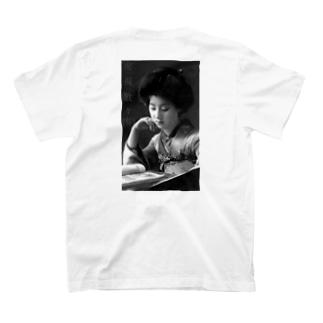 芸者 -koshitangtang- T-shirts