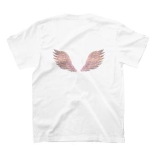天使の羽 T-shirts