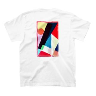 まる、さん、し T-shirts