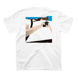 カワシマナオト T-shirts