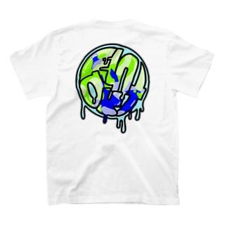 ChRiSUMAのChRiSUMA PLANET T-shirts