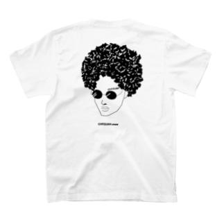 ChRiSUMA AFRO ChRiSUMA  T-shirts