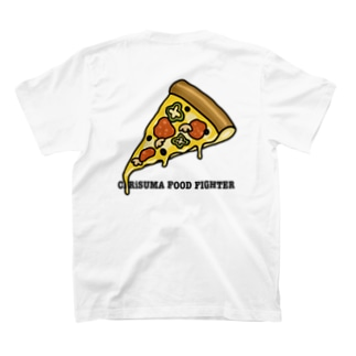 ChRiSUMA FOOD FIGHTER 3 T-shirts