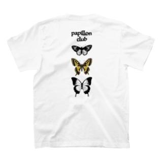 papillon club T-shirts