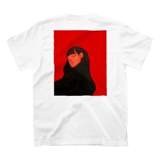 麗髪(うるかみ)シリーズ T-shirts