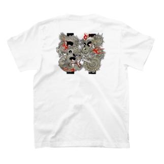 太鼓祭り 布団締め  T-shirts