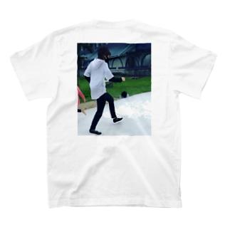 お金欲しいマンのTシャツ T-shirts