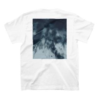 bubble(white) T-shirts