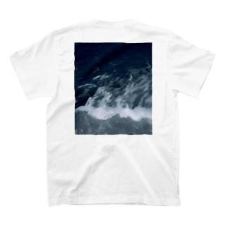 seaside(white) T-shirts