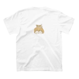コーギーのおしりがだぁいすき T-shirts