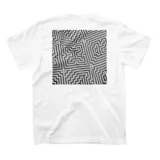 幾何学 T-shirts