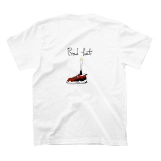 Proud food T-shirts