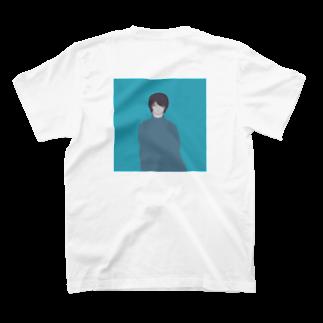 べつんのあおさん T-shirts