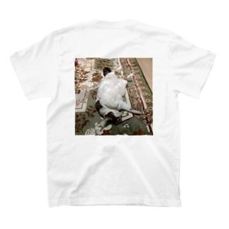野生からの脱却猫 T-shirts