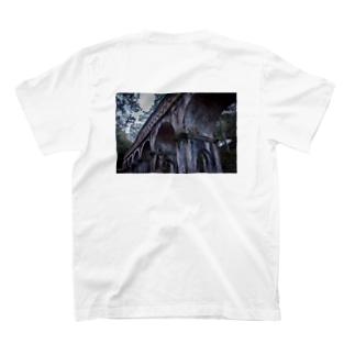 水路橋 T-shirts