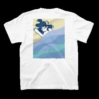 くに井 -921-のスヤァ T-shirts