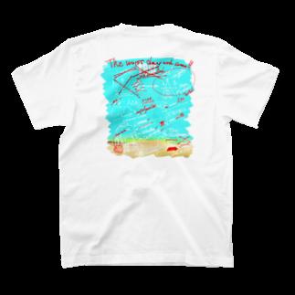 ammumma015の最悪の日Tシャツ T-shirts
