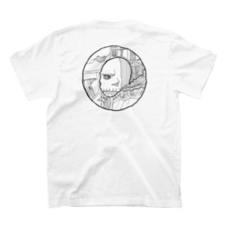 目玉ドクロちゃんのおさんぽ T-shirts