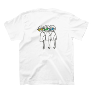 セイレツ ! カラー T-shirts