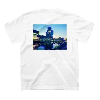 徳島新町川 T-shirts