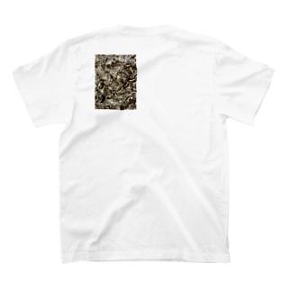 アルミホイル T-shirts