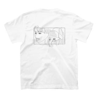 花粉宣言 T-shirts