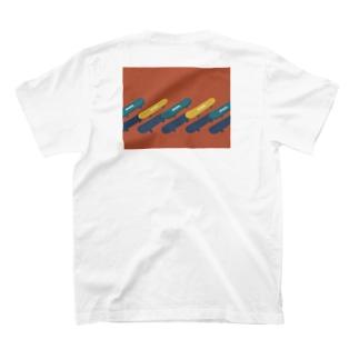 スケボー愛 T-shirts
