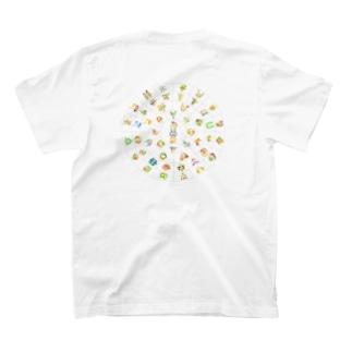 ヲシテフトマニT T-shirts