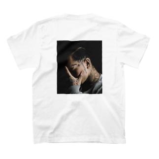 YZEERのプリントパーカー T-shirts