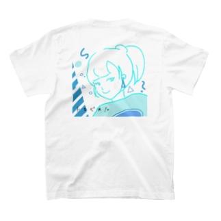 トロピカルな女の子! T-shirts