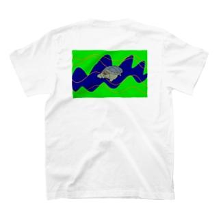 サイケカメくん T-shirts