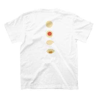 餃子ができるまで T-shirts
