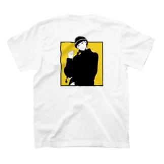 matoo(riff,s.m)のmount T-Shirtの裏面