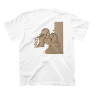 XXX(背面プリント) T-Shirt
