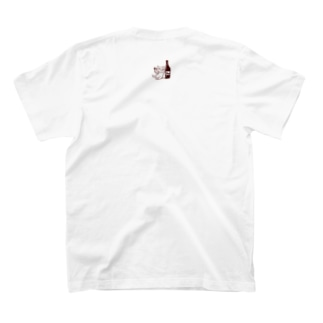 ワインスタンドポンのポンちゃん T-shirts