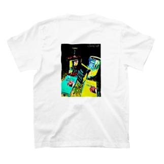 よくまみれ T-shirts