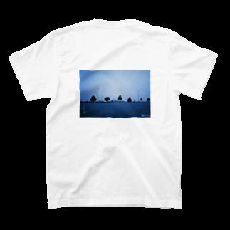 aya iwanagaのparking T-shirts