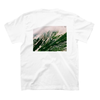 白馬岳 T-shirts