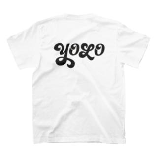 YOLO SERIAL T-shirts
