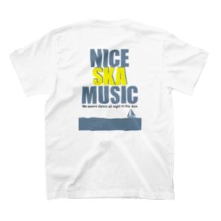 NICE SKA MUSIC T-shirts