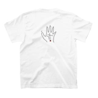 運命の手相 T-shirts