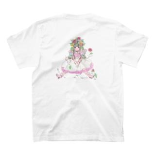花と共生と寄生と T-shirts